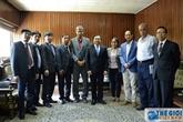 Une délégation de lAssociation des agriculteurs vietnamiens en visite de travail en Égypte