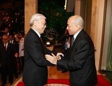 La visite de Nguyên Phu Trong vantée par la presse cambodgienne