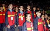 Le Vietnam au 5e rang lors du Congrès sportif des élèves dAsie du Sud-Est à Singapour