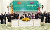 Une nouvelle étape pour les relations Vietnam - Cambodge
