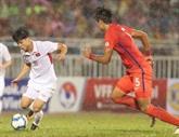 Le foot vietnamien en route pour la Coupe d'Asie 2018 des moins de 23 ans en Chine