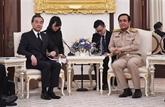 La Thaïlande et la Chine s'engagent à renforcer leurs liens
