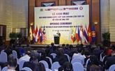 Drogue : ouverture de la 38e Conférence des hauts officiels de l'ASEAN