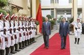 Renforcement des relations de coopération dans la sécurité
