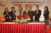 Aviation : Vietjet Air et Japan Airlines signent un accord de coopération intégrale