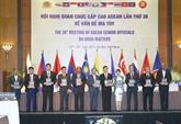 L'ASEAN fait front commun contre la drogue