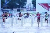 Cinq cents sportifs au meeting international d'athlétisme