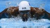 Natation : Metella en finale du 100 m papillon avec le record de France