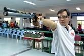 Hoàng Xuân Vinh, meilleur tireur du monde au tir au pistolet à air comprimé à 10 m