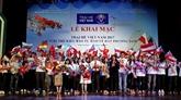 Ouverture de la colonie de vacances d'été des jeunes Viêt kiêu à Hô Chi Minh-Ville