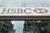 HSBC annonce des bénéfices en hausse au premier semestre