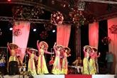 Le Vietnam au Festival folklorique international en Roumanie