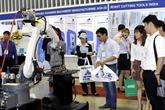 Exposition internationale sur lingénierie de précision à Hô Chi Minh-Ville