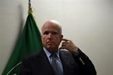 À Kaboul, McCain compte sur le Pakistan contre l'extrémisme