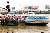 Hô Chi Minh-Ville : réguler le trafic routier avec la mise en place de bateaux-bus