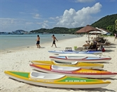 Tourisme : Kiên Giang réalise une recette de 2.200 milliards de dôngs