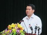 Hanoi : publication du projet de conclusion de l'inspection sur l'affaire de Dông Tâm