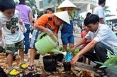 Hô Chi Minh-Ville : 2e festival Ferme biologique 2017 à Phú My Hung