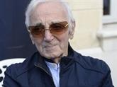Aznavour va recevoir une étoile sur le Walk of Fame dHollywood
