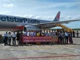 Jetstar Pacific inaugure une nouvelle ligne reliant Dông Hoi et Chiang Mai