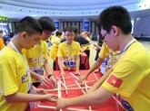 Neuf médailles pour le Vietnam aux Olympiades mondiales de mathématiques 2017