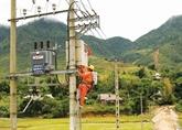 Tây Nguyên : 100% des communes reliées au réseau électrique national