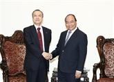 Le Premier ministre vietnamien souligne l'importance de la coopération avec Tokyo Gas
