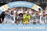 Supercoupe d'Espagne : Zidane et le Real au 7e ciel, le Barça en enfer