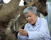 Un Vietnamien reçoit le titre de Héros de biodiversité de lASEAN