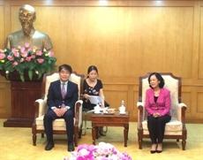 Le Vietnam apprécie le soutien de lOIT dans lélaboration des politiques sur le travail