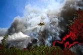 Les flammes ravagent toujours le Centre du Portugal