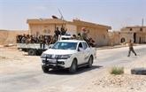 Larmée syrienne inflige des défaites à lEI dans un vaste désert