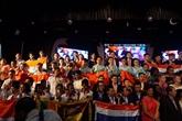 Le Vietnam médaillé dor lors du Concours international des mathématiques 2017