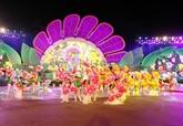 Lâm Dông : préparation du 7e Festival des fleurs de Dà Lat