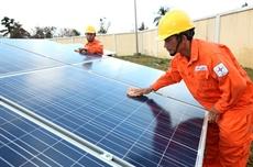 Hanoï : le développement de lélectricité solaire au Vietnam au cœur dun colloque