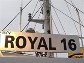 Un membre d'équipage du cargo vietnamienRoyal 16 libéré par les Philippines