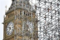 Londres : Big Ben plonge dans le silence