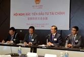 Conférence de la promotion de l'investissement financier du Japon au Vietnam