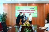 Restauration aérienne : ANA apprécie la société Noibai Catering Service