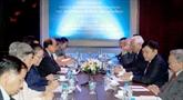 Renforcement de la coopération entre les deux comités de paix