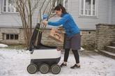 Traverser un carrefour : l'angoisse du robot estonien