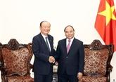 Le Premier ministre vietnamien reçoit le président du groupe sud-coréen Charmvit
