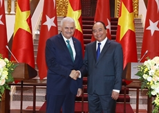 Le Vietnam et la Turquie veulent booster leurs liens