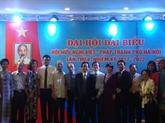 Bilan du 5e Congrès de l'Association d'amitié Vietnam - France de Hanoï