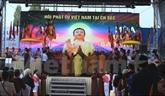 LAssociation des bouddhistes vietnamiens en République tchèque fête son anniversaire