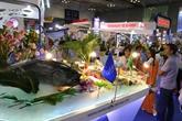 Produits aquatiques : exposition internationale Vietfish à Hô Chi Minh-Ville
