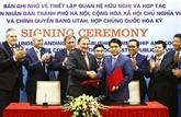 Vietnam - États-Unis : Hanoï et l'Utah nouent une coopération