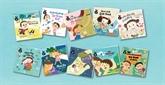 Publication dune collection de livres déducation sexuelle pour les enfants