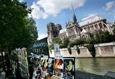 Les bouquinistes de Paris ambassadeurs de la culture française