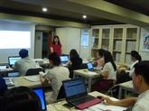 Formation régionale de formateurs sur le cours d'insertion professionnelle